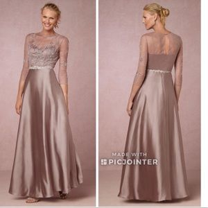 BHLDN olesya Mother Of The Bride Dress Size 10